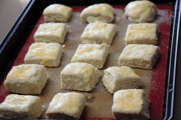 Ready to Bake Citrus Scones! So delicious!